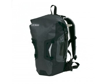 ORTLIEB AIRFLEX 11 backpack slate/black