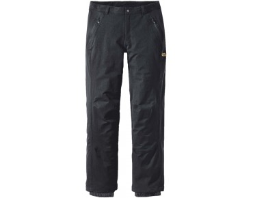 Jack Wolfskin ACTIVATE WINTER functional trousers black
