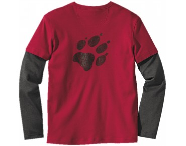 Jack Wolfskin PAW LONGSLEEVE MEN indian red