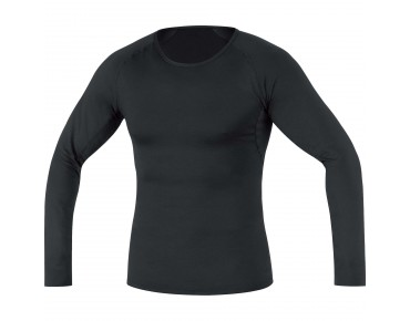 GORE BIKE WEAR Thermal long-sleeved undershirt black