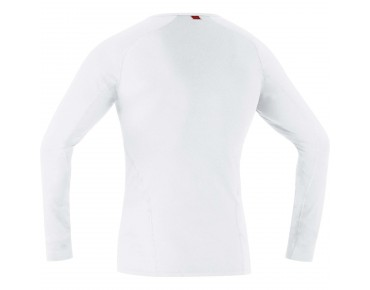 GORE BIKE WEAR Thermal long-sleeved undershirt white