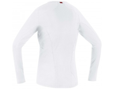 GORE BIKE WEAR Damen-Thermo-Langarmunterhemd white