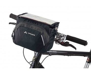 VAUDE ROAD I handlebar bag black/anthracite