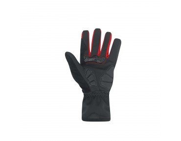 GORE BIKE WEAR POWER WINDSTOPPER SOFT SHELL gloves black