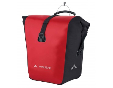 AQUA BACK panniers red/black