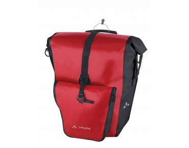 VAUDE AQUA BACK PLUS rear panniers red/black