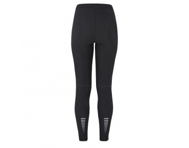 GONSO ODESSA V2 women's thermal soft shell tights without seat pad black