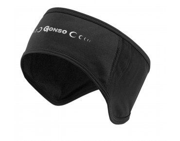GONSO HIGHTEX-SOFTSHELL thermal headband black