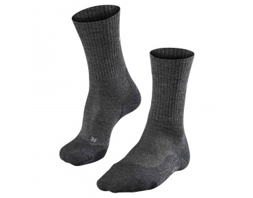 FALKE TK2 WOOL anthrazit