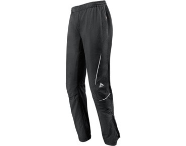 VAUDE WINTRY II thermal soft shell trousers black