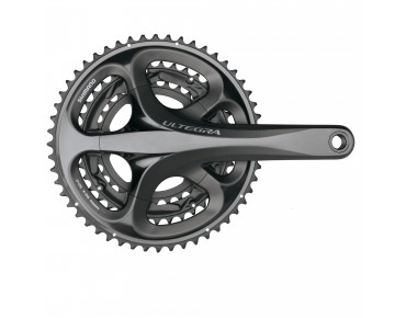 SHIMANO Ultegra FC-6703 Hollowtech II - guarnitura grey