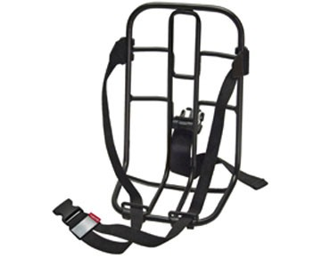 KLICKfix Vario-Rack universal carrier black