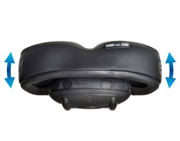 SQlab 621 active - City/Comfort saddle black