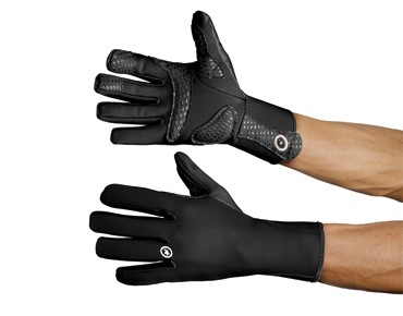 ASSOS EARLY WINTER_S7 winter gloves black