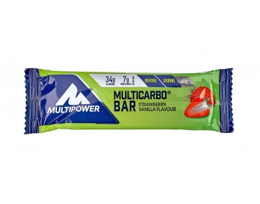 Multipower Riegel Multicarbo Bar + Fruit