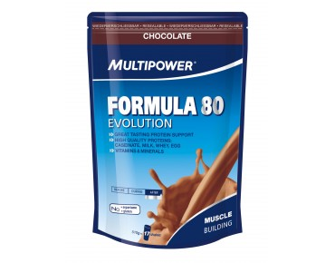 Multipower FORMULA 80 EVOLUTION drink powder Chocolate