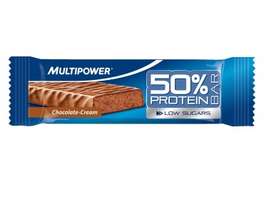 Multipower Riegel 50% Protein Bar Chocolate-Cream