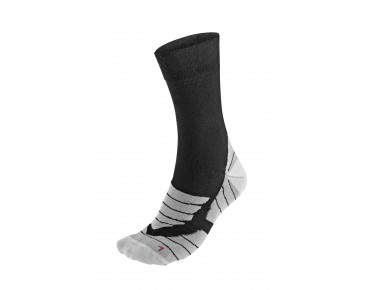 ROSE winter socks black/grey