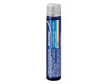 Multipower L-CARNITINE LIQUID AMPOULE