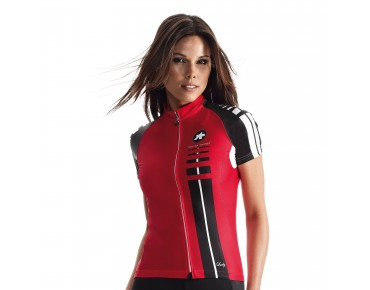 ASSOS SS.LADY Damen Trikot red