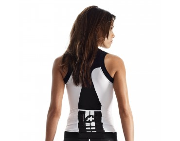 ASSOS NS.superLeggera sleeveless women's jersey black