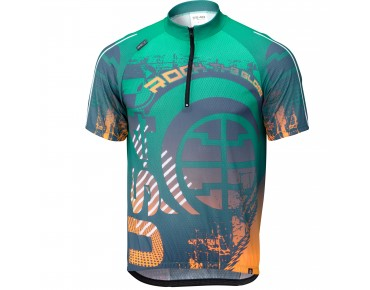 US40 Bike shirt ENTERPRISE green