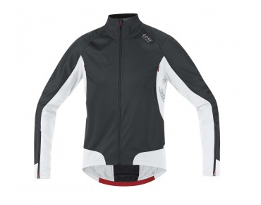 GORE BIKE WEAR XENON 2.0 WINDSTOPPER soft shell jersey jacket black-white