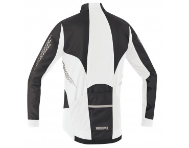 GORE BIKE WEAR XENON 2.0 WINDSTOPPER Soft Shell Trikot-Jacke black/white
