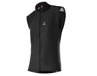 Löffler WINDSTOPPER ACTIVE SHELL Damen Weste schwarz