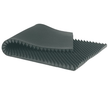 Xtreme foam protection mat dark grey