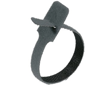 Xtreme velcro cable ties black