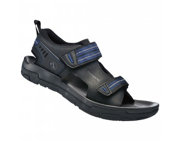 SHIMANO SH-SD66L trekking sandals black