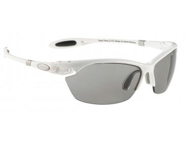 ALPINA TWIST THREE 2.0 VL glasses white/varioflex black