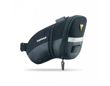 Topeak Medium Aero Wedge Pack saddle bag black