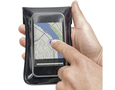 KLICKfix PHONEBAG black