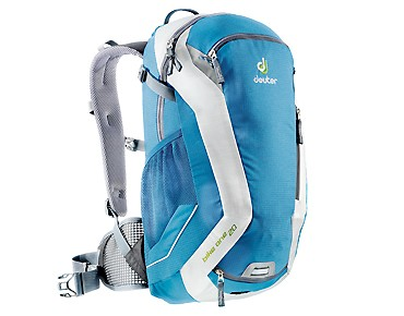 deuter BIKE ONE 20 rugzak bay-white