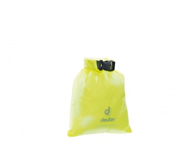 deuter LIGHT DRYPACK - sacca neon