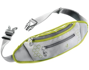 deuter NEO BELT I hip bag silver-moss