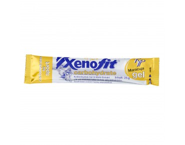 Xenofit carbohydrate gel passion fruit