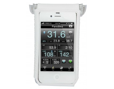 Topeak DryBag for iPhone 4/4S white