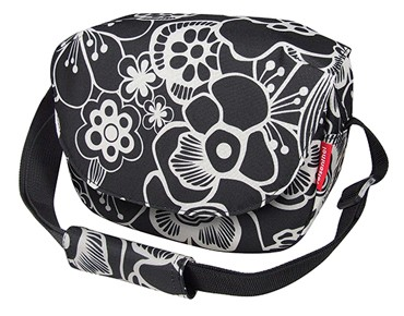 Reisenthel FUNBAG handlebar bag incl. KLICKfix adapter fleur black