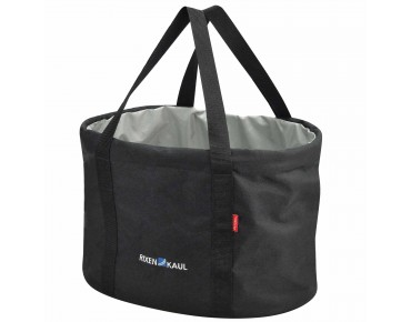 Rixen & Kaul SHOPPER PRO bike basket black