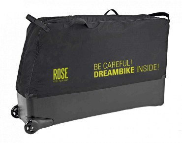 ROSE BIKE BAG flight bag black