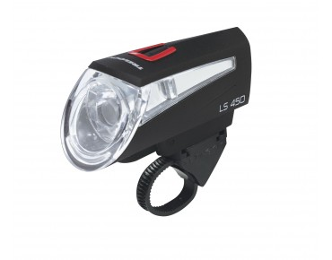 Trelock LS 450 Sportline battery front light black