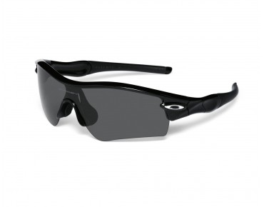 OAKLEY RADAR PATH - occhiali polished black/grey