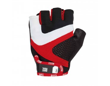 ROSE RSH GEL 03 Handschuhe black/white/red