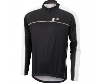 ROSE DESIGN III long-sleeved jersey black