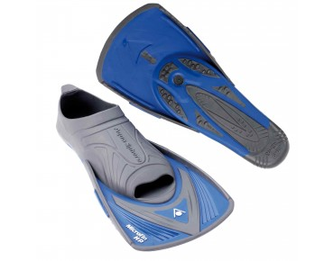 Aqua Sphere Microfin HP short flippers blue/grey