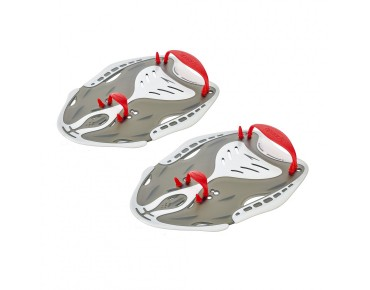 Speedo Power Handpaddles Biofuse smoke/white