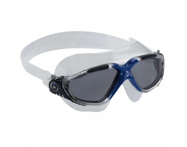 Aqua Sphere Vista goggles blue-transparent/grey lens